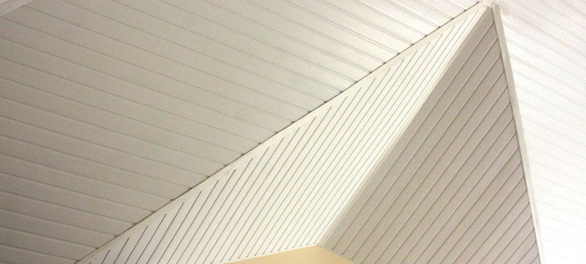 Detailed PVC Ceiling.